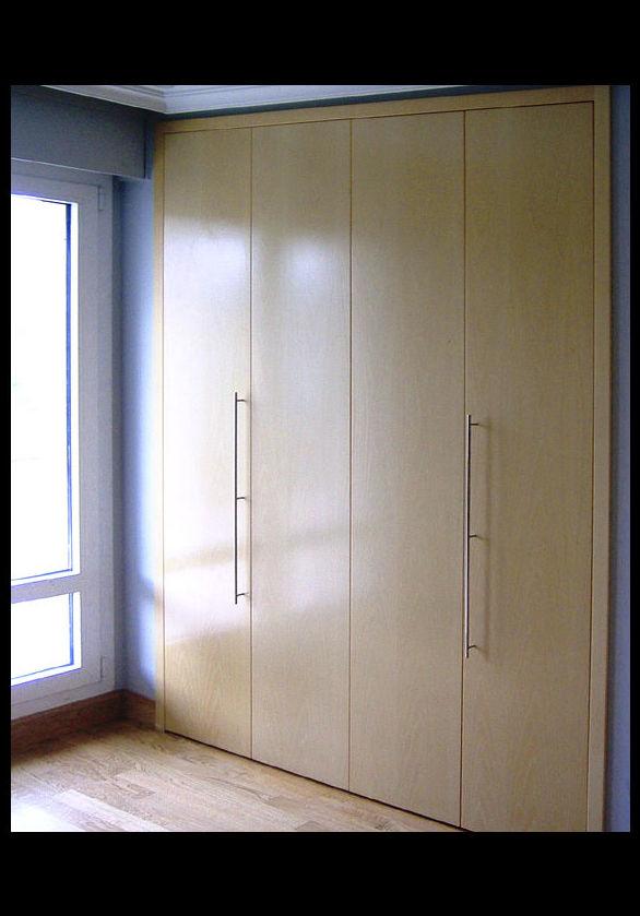 Armarios de puertas PLEGABLES CORREDERAS - photo#49