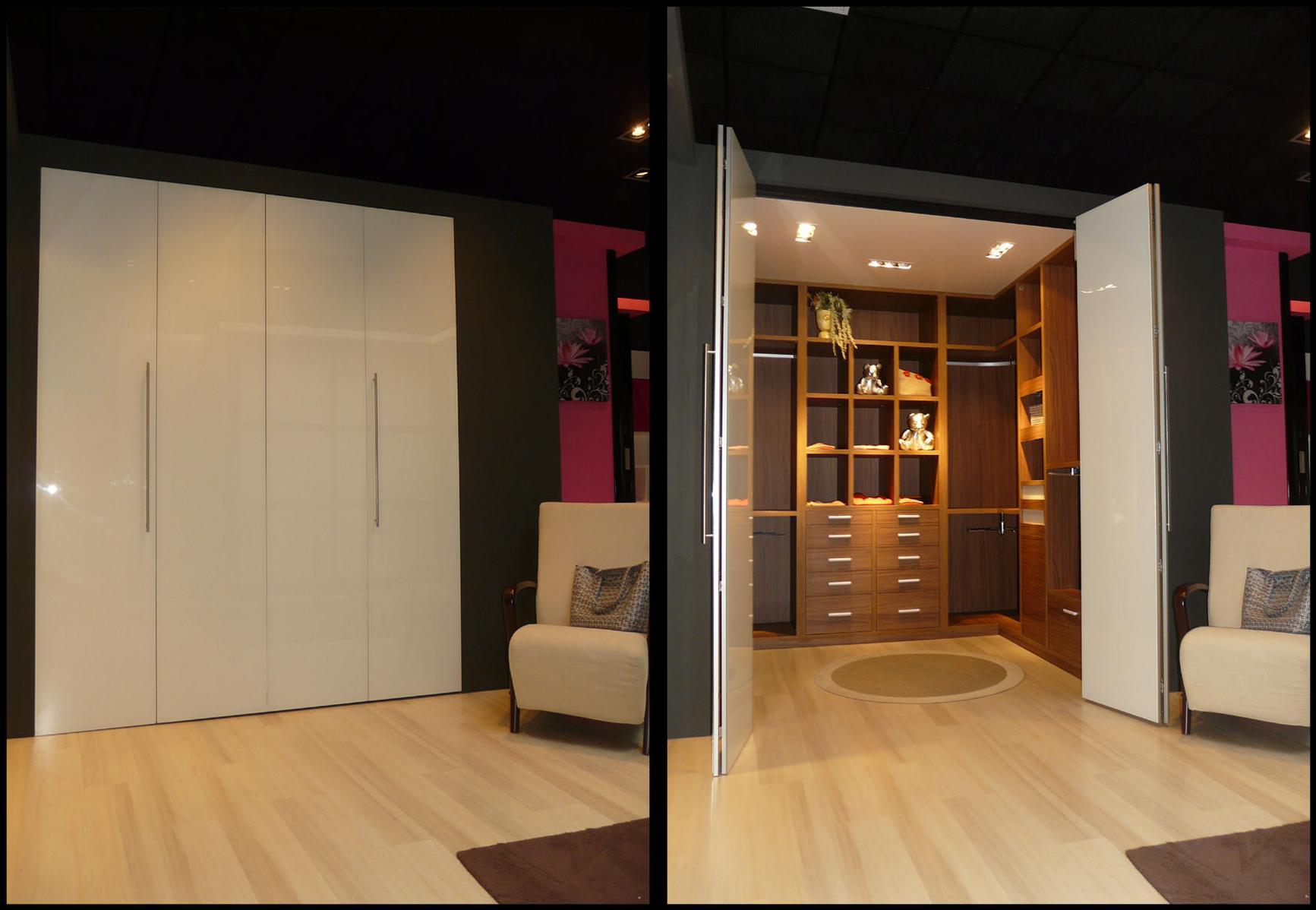 Armario vestidor for Armarios elegantes