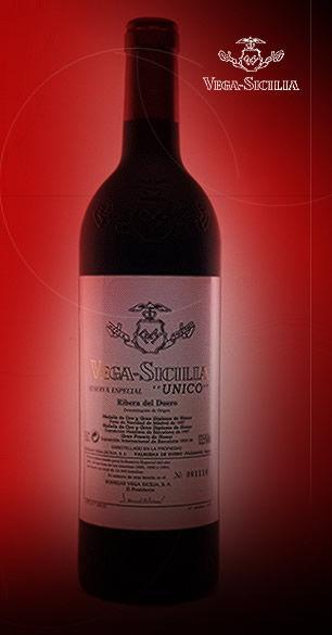 Vega Sicilia Unico Reserva Especial