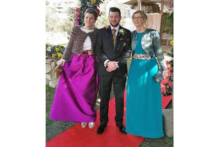 Elegantes vestidos para bodas