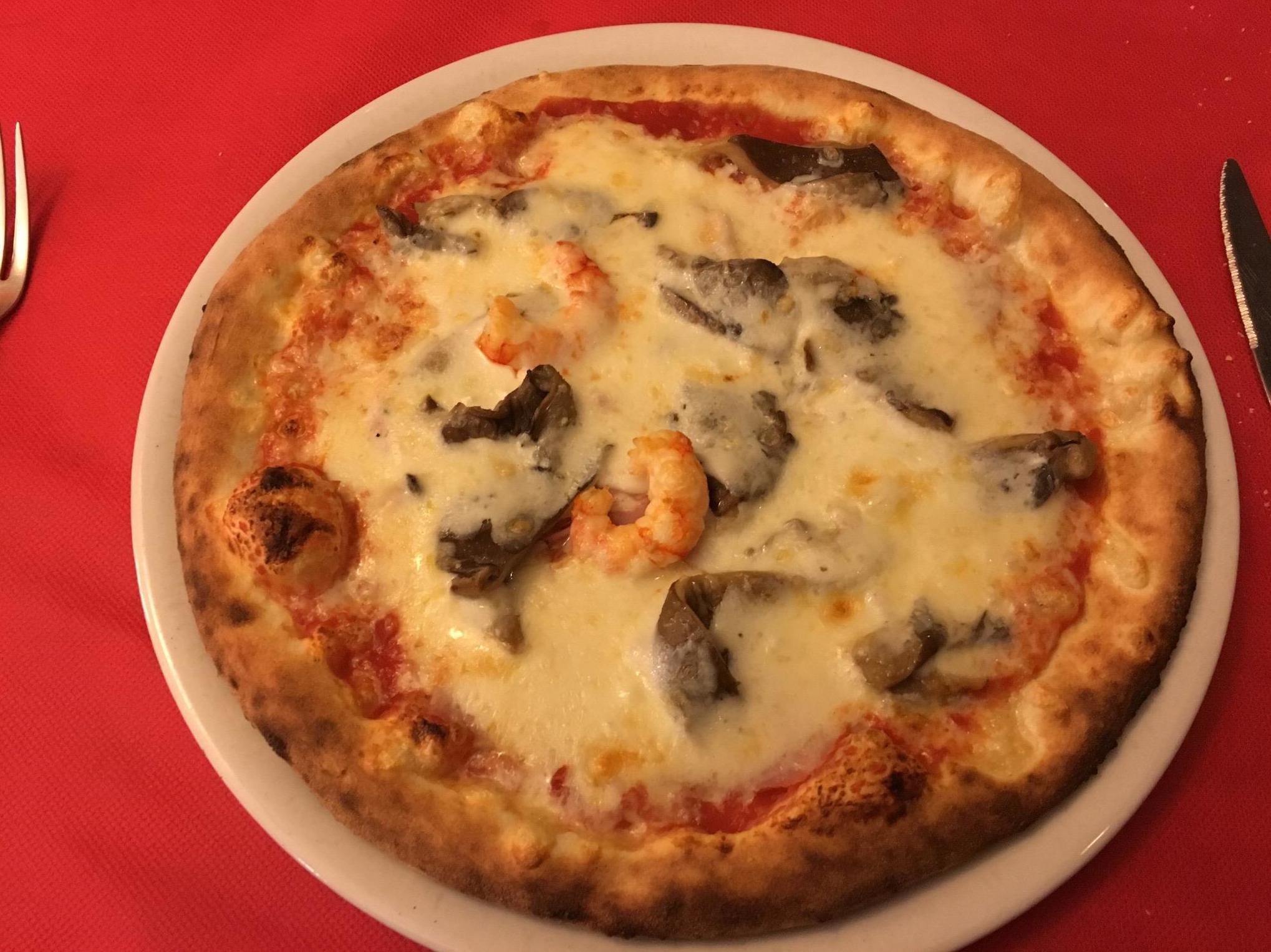 Pizzas artesanas en Gijón