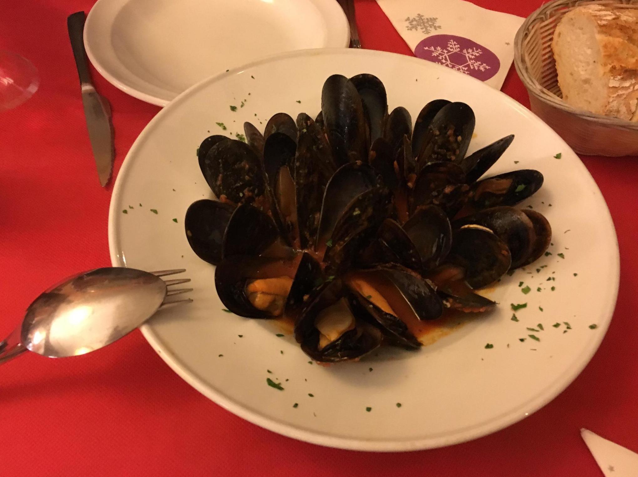 Vesuvio, restaurante italiano en Gijón