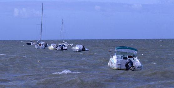 Barcos con capotas