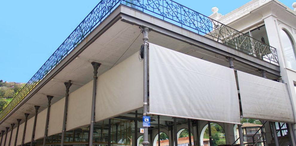 Toldos verticales en Tolosa