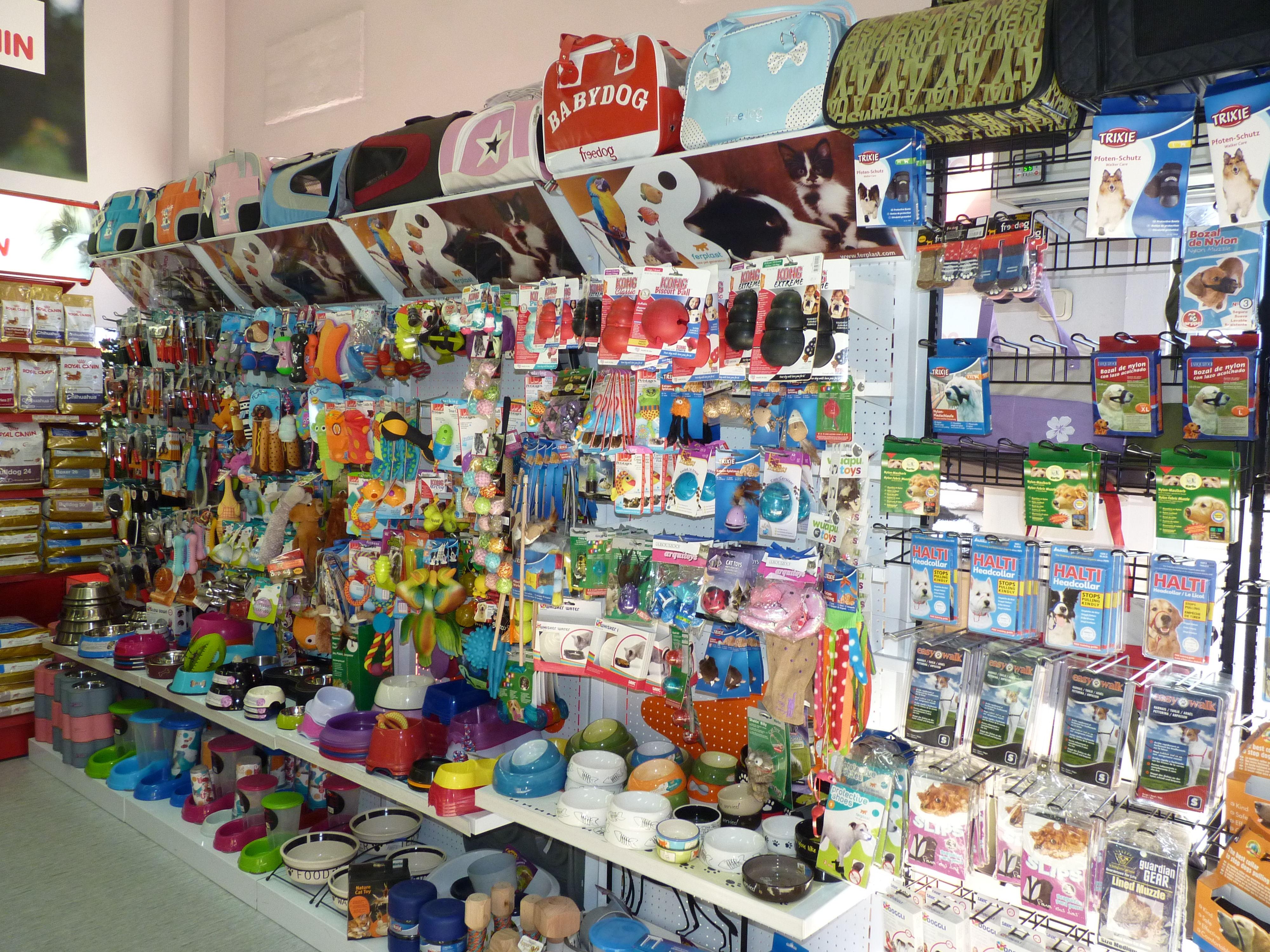Complementos para mascotas: Nuestros productos de Pienso Express