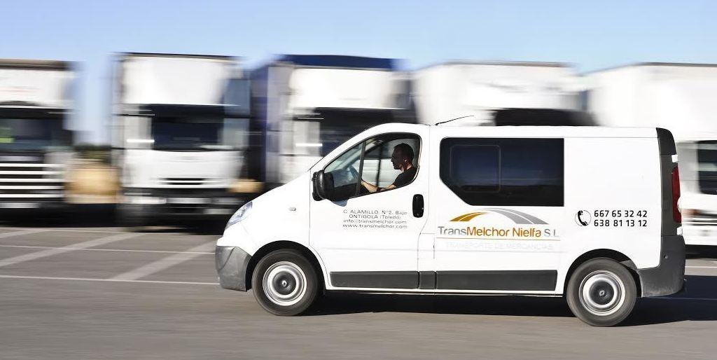 Empresa de transportes en Toledo