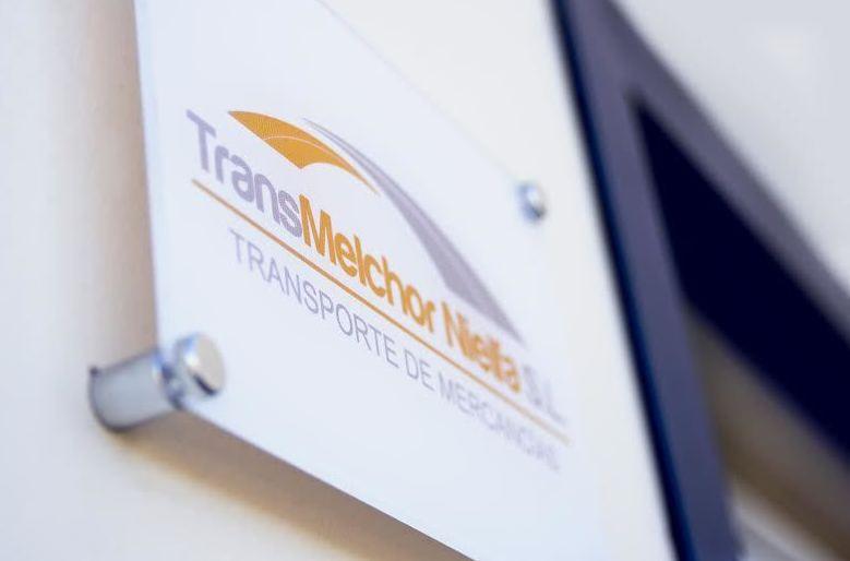 Transporte de mercancías Transmelchor