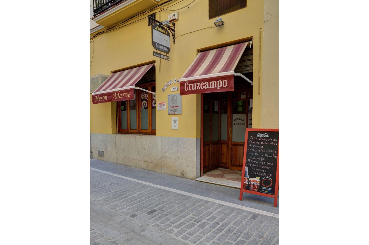 Mesón Adarve en Antequera, Málaga