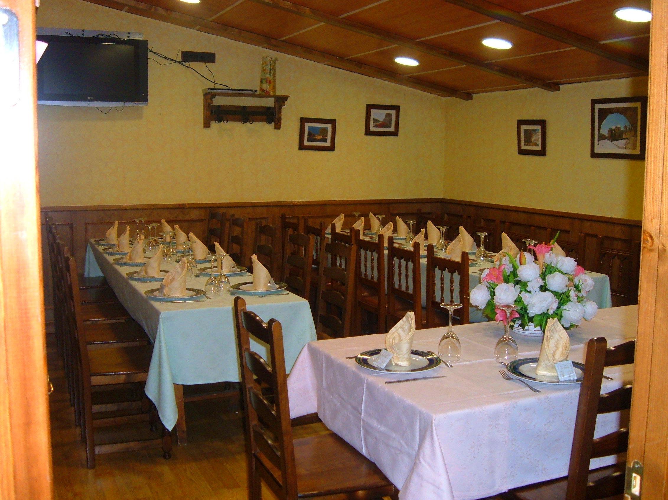Sal n 3 comedor despedidas men s de restaurante terraza - Comedor de terraza ...