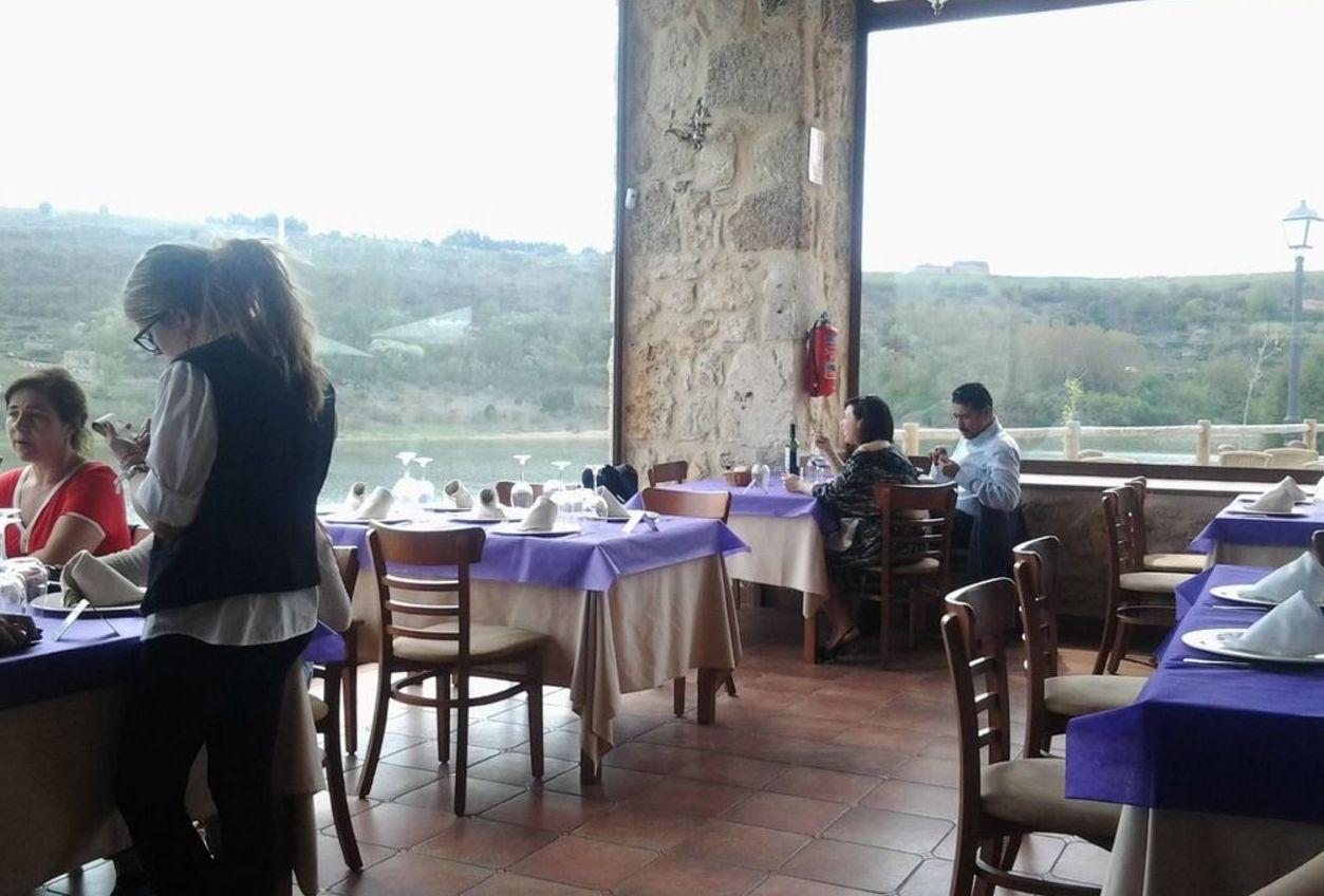 Foto 5 de Restaurante en Maderuelo | Restaurante Veracruz