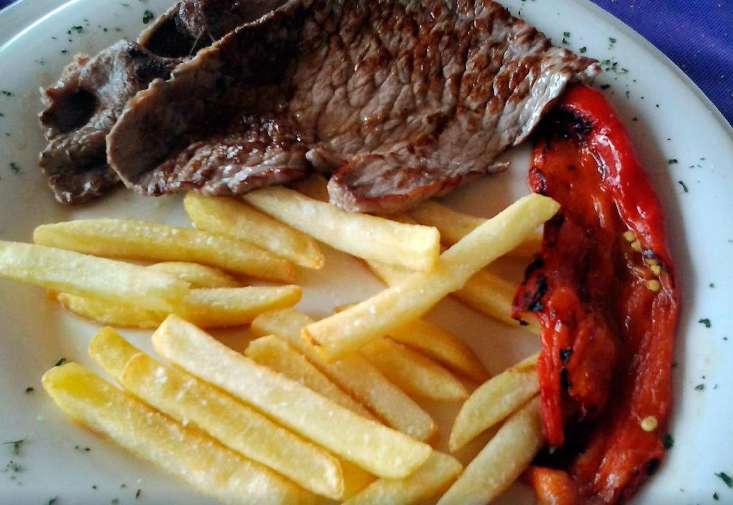 Restaurante con menú del día en Maderuelo