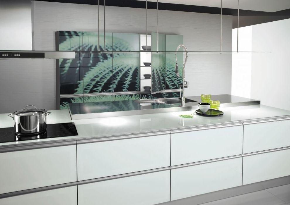 Muebles De Cocinas En Malaga. Cocina Americana Blanca Muebles De ...