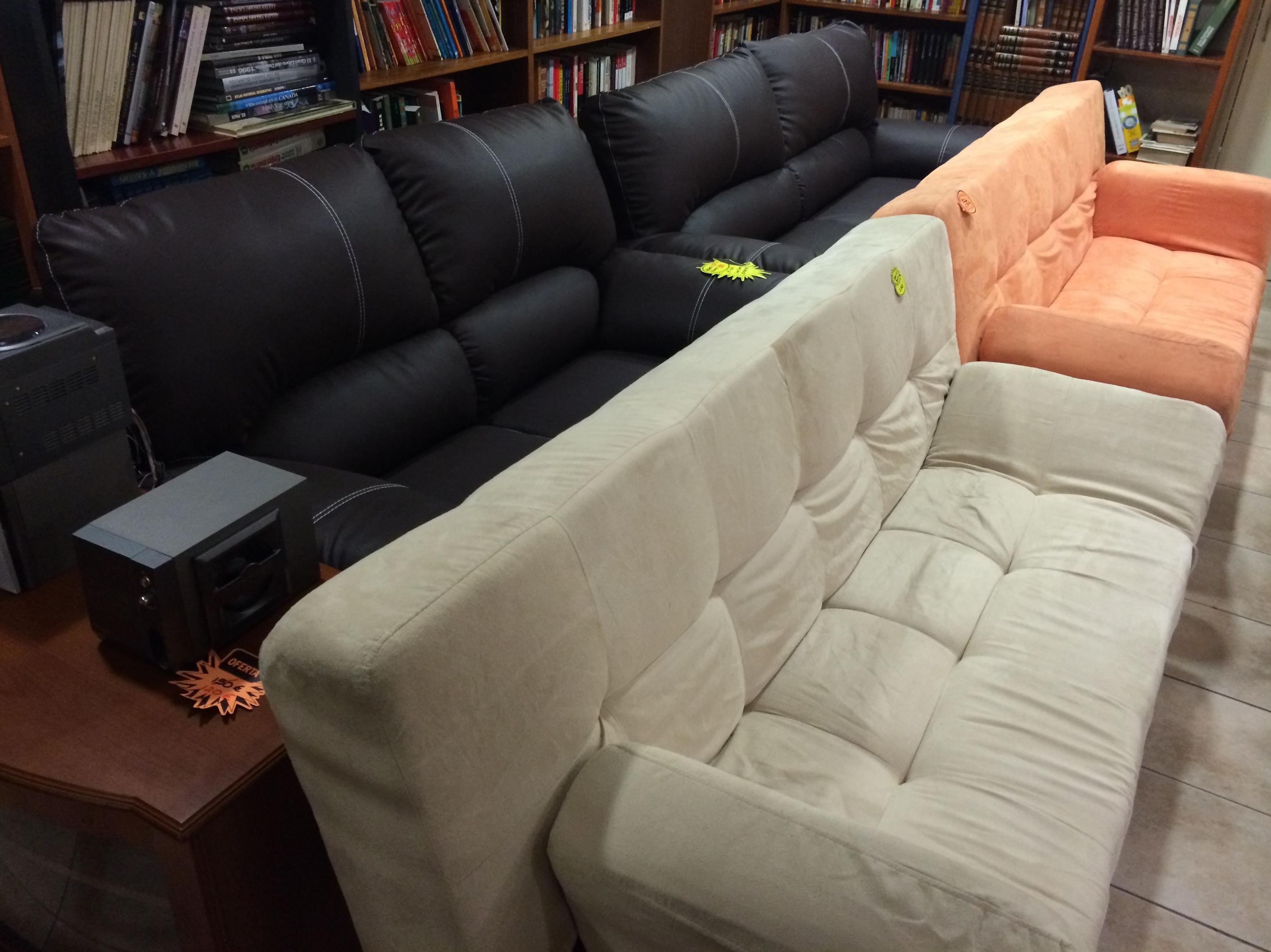 Gran varidad de sofas economicos