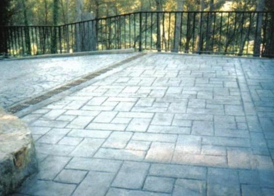Pavimento impreso valencia pavimentos industriales valencia - Pavimento impreso valencia ...