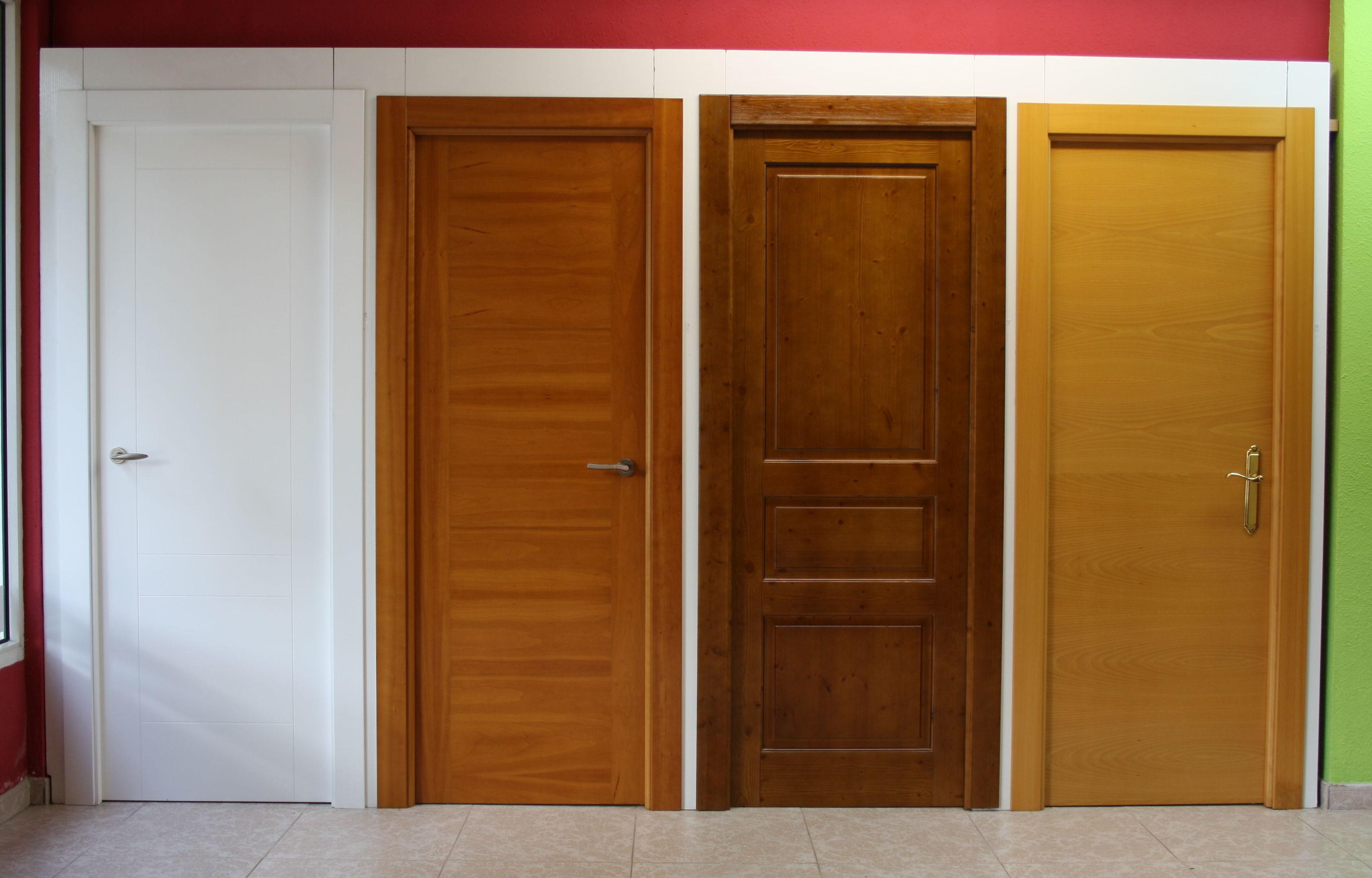 Puertas de interior for Catalogo de puertas de interior