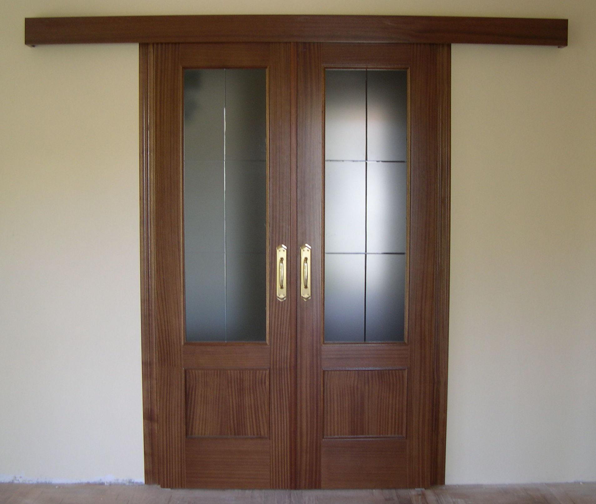 Corredera tipo klein cat logo de puertas y armarios videco - Puertas interior asturias ...