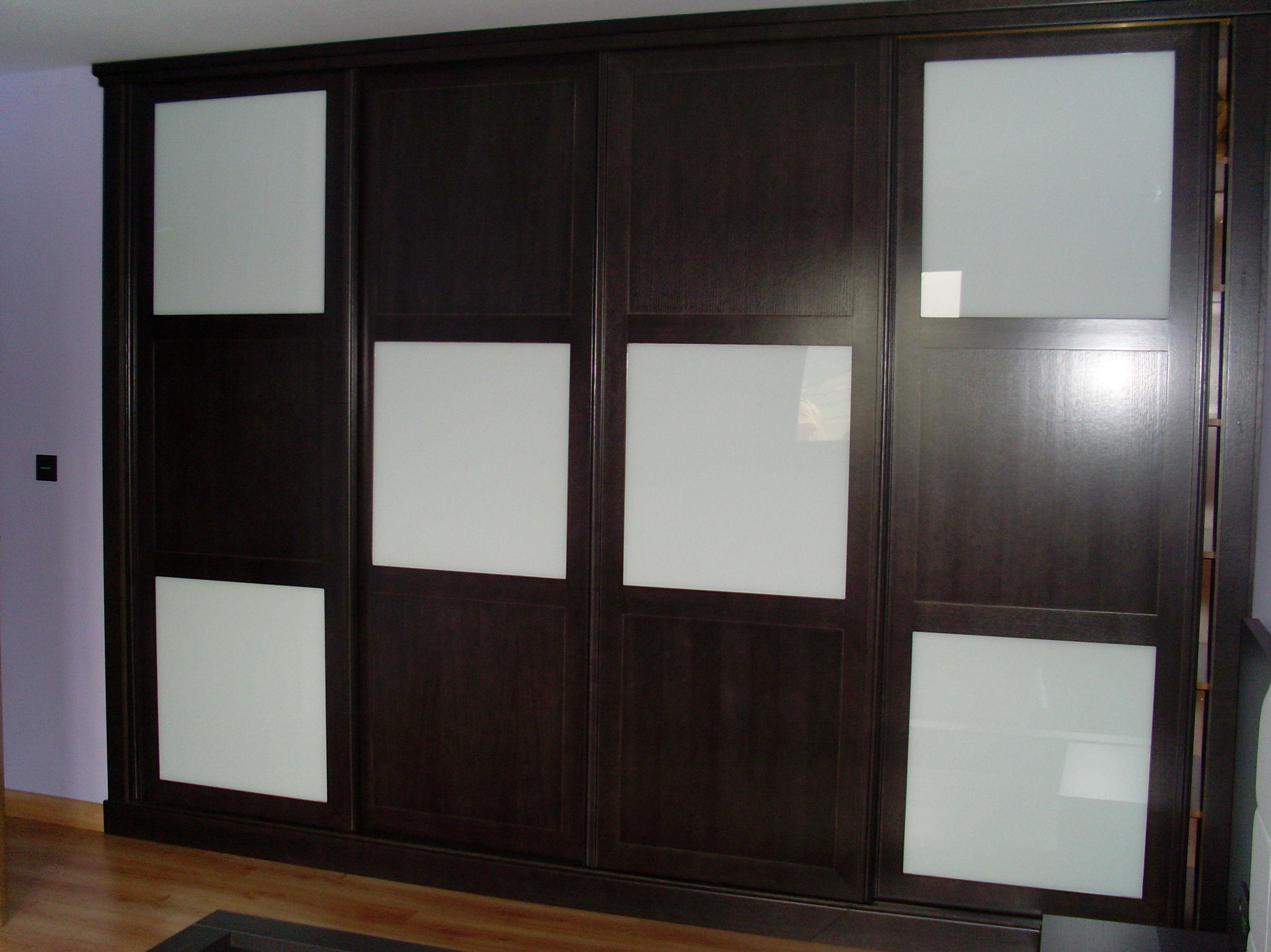 Foto 6 de armarios en ria o puertas y armarios videco - Armarios empotrados oviedo ...