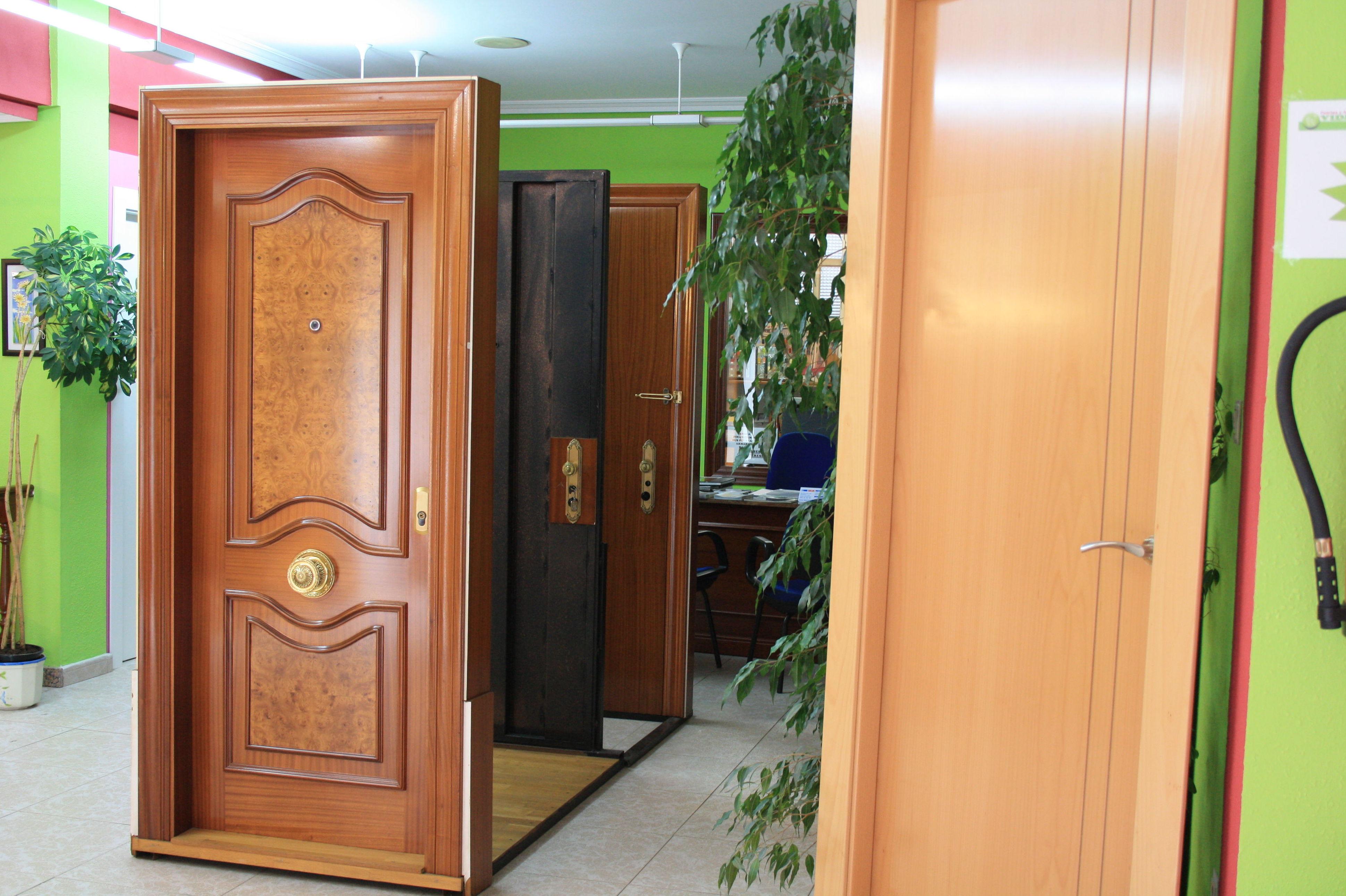 Puertas acorazadas for Puertas acorazadas