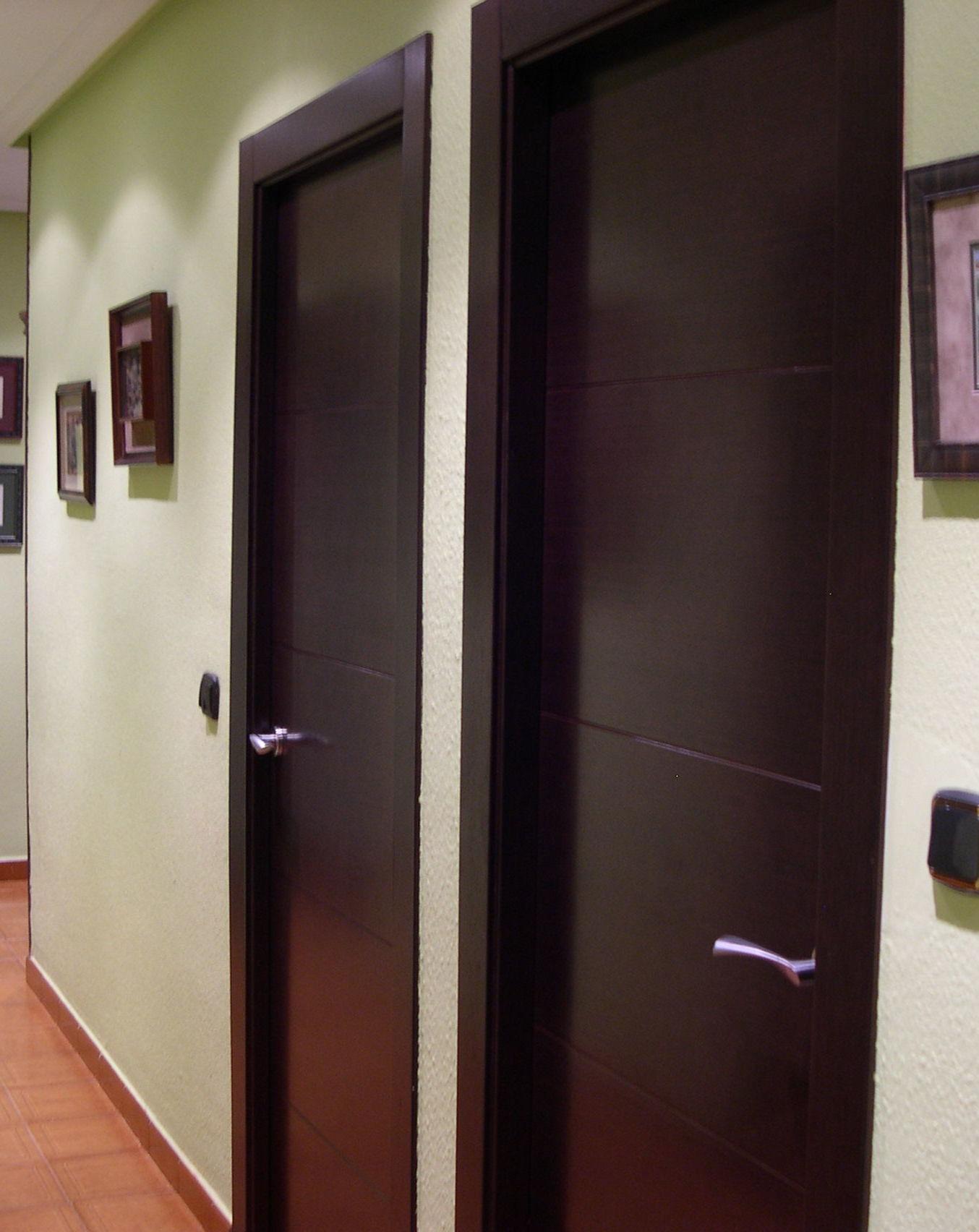 Mod l 3 ciega cat logo de puertas y armarios videco for Puertas y armarios