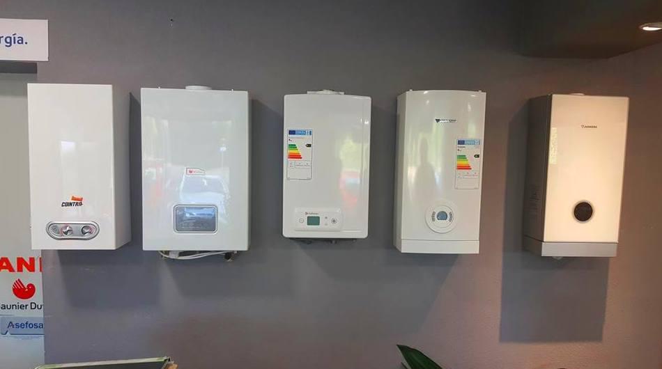 Calentadores estancos de gas - Calentadores de gas precios ...