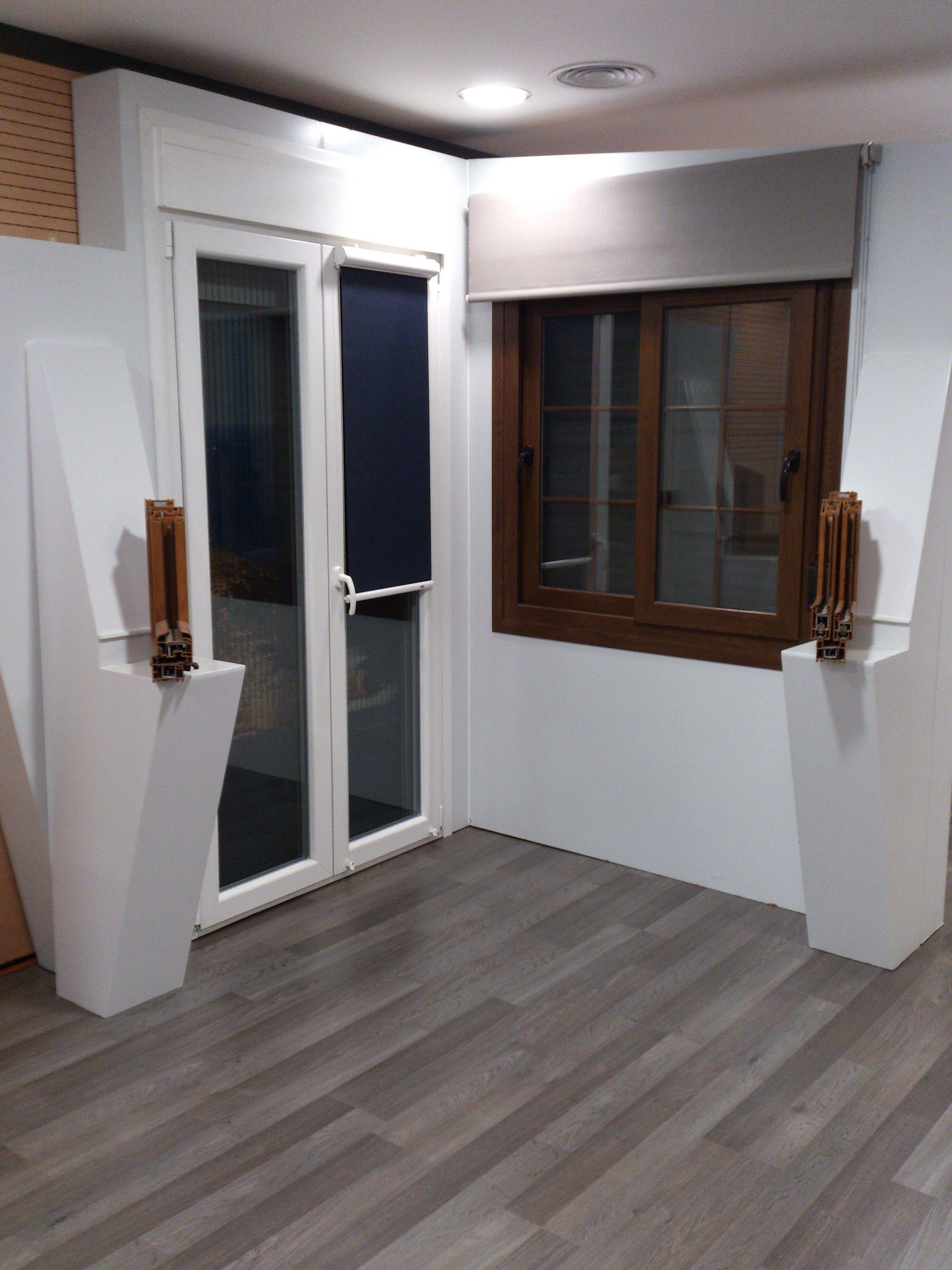 Exposición ventanas PVC