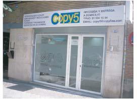 Foto 4 de Fotocopias en Madrid | Copy 5, S.A.