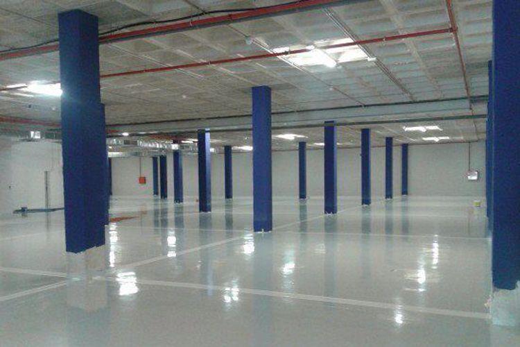 Foto 18 de microcemento en x bia j vea microciment - Pintura suelo parking ...