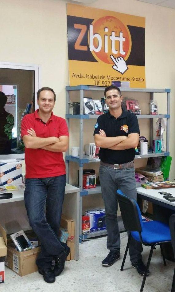 SH Sistemas Informáticos, tienda de informática en Cáceres