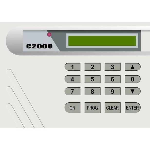Alarmas: Catálogo de JV Seguridad