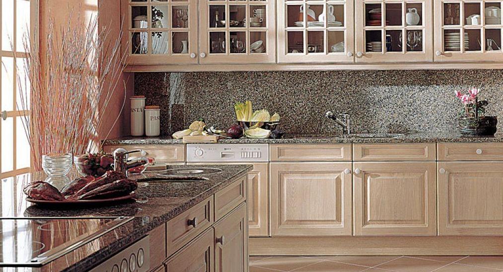 Foto 4 de muebles de cocina en melilla dise o cocinas - Cocinas clasicas fotos ...