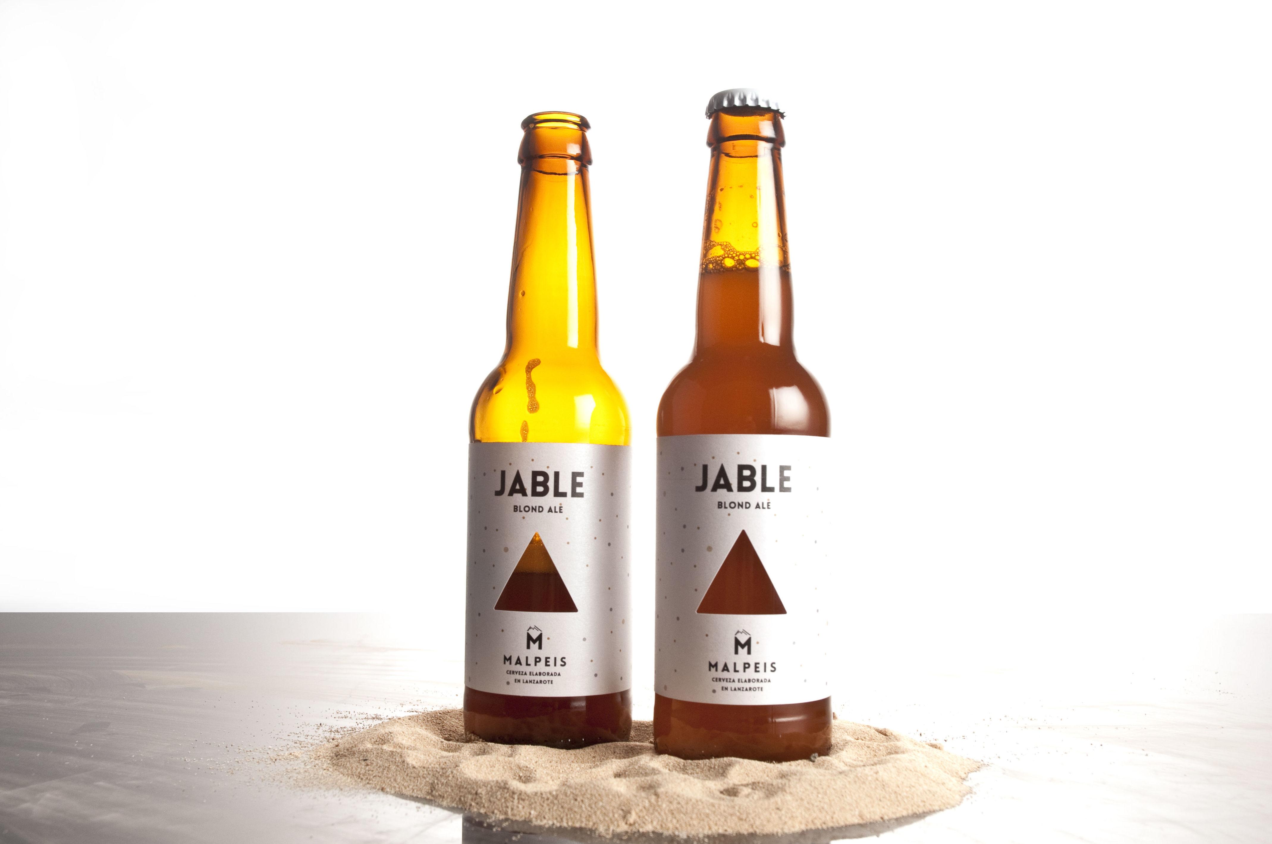Jable, nuestra cerveza blonde ale