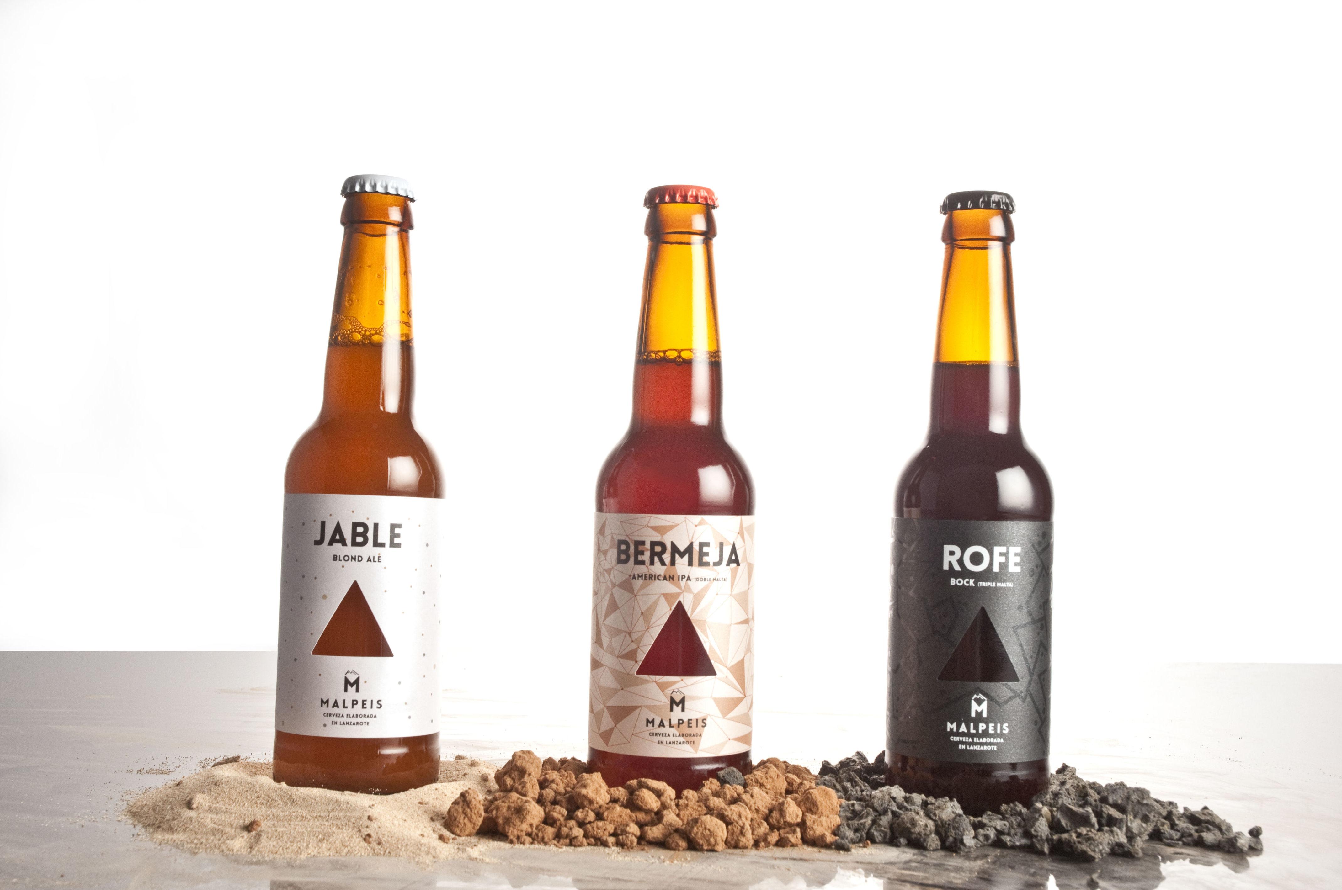 Cervezas artesanas Malpeis, Lanzarote