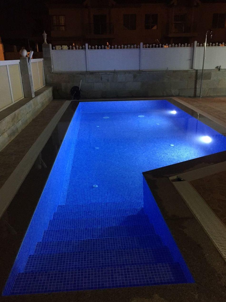 Rehabilitación de piscinas particulares en Las Palmas