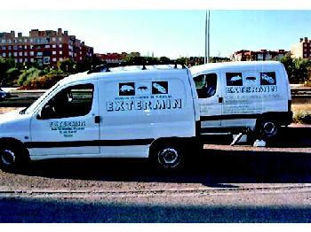 Foto 5 de Desinfección, desinsectación y desratización en Toledo | EXTERMIN parte del Grupo Anticimex