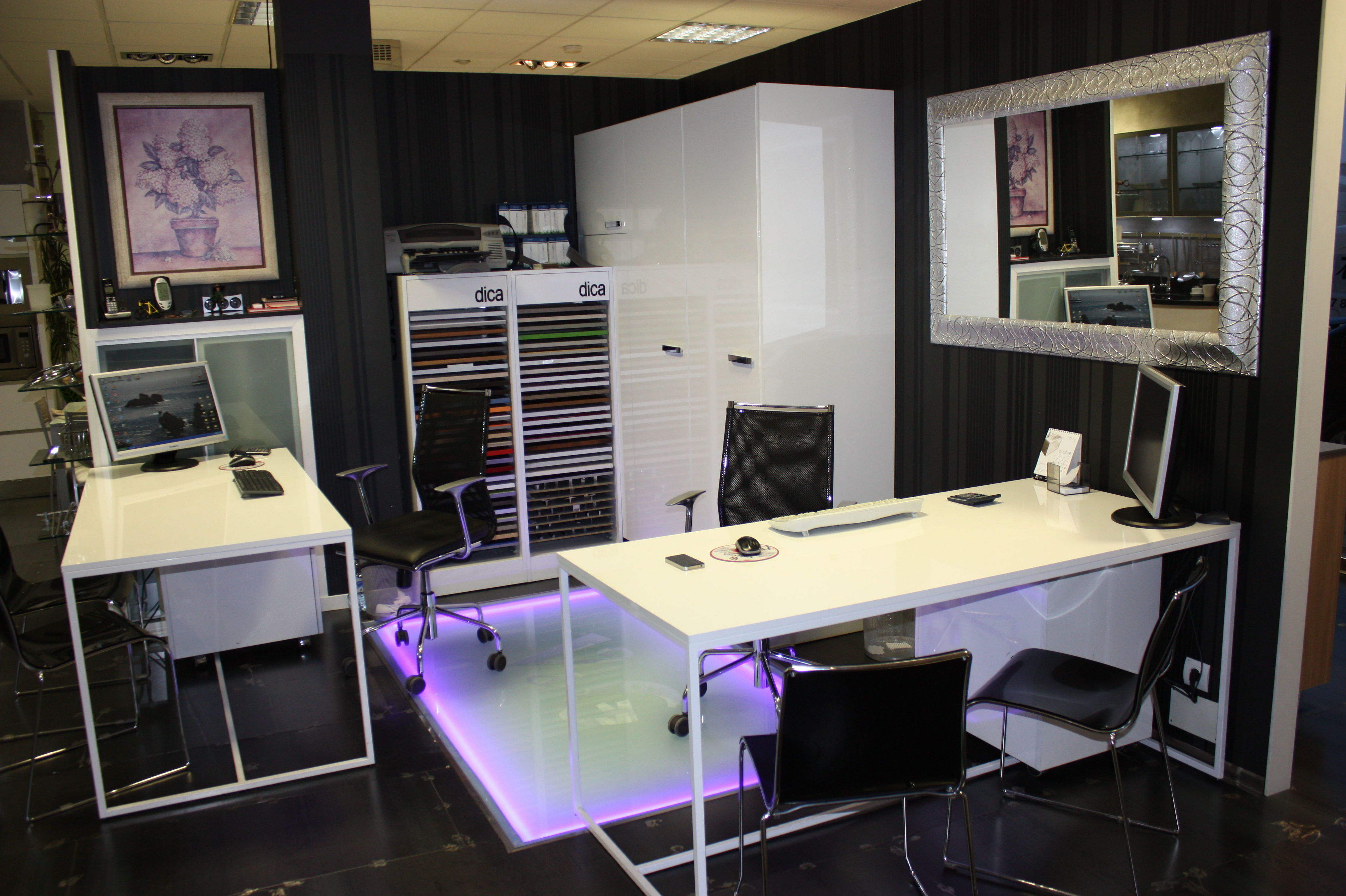 Los muebles idóneos para tu despacho