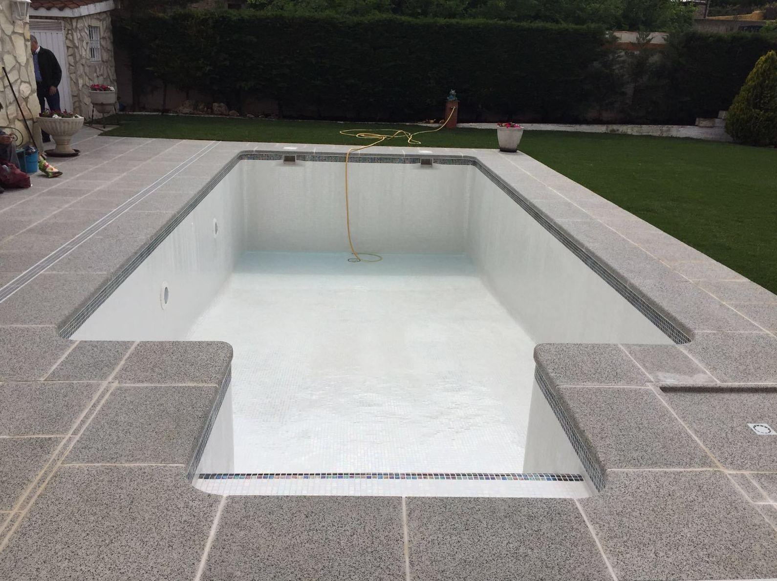construcci n de piscinas de obra en toledo piscinas aquaeski