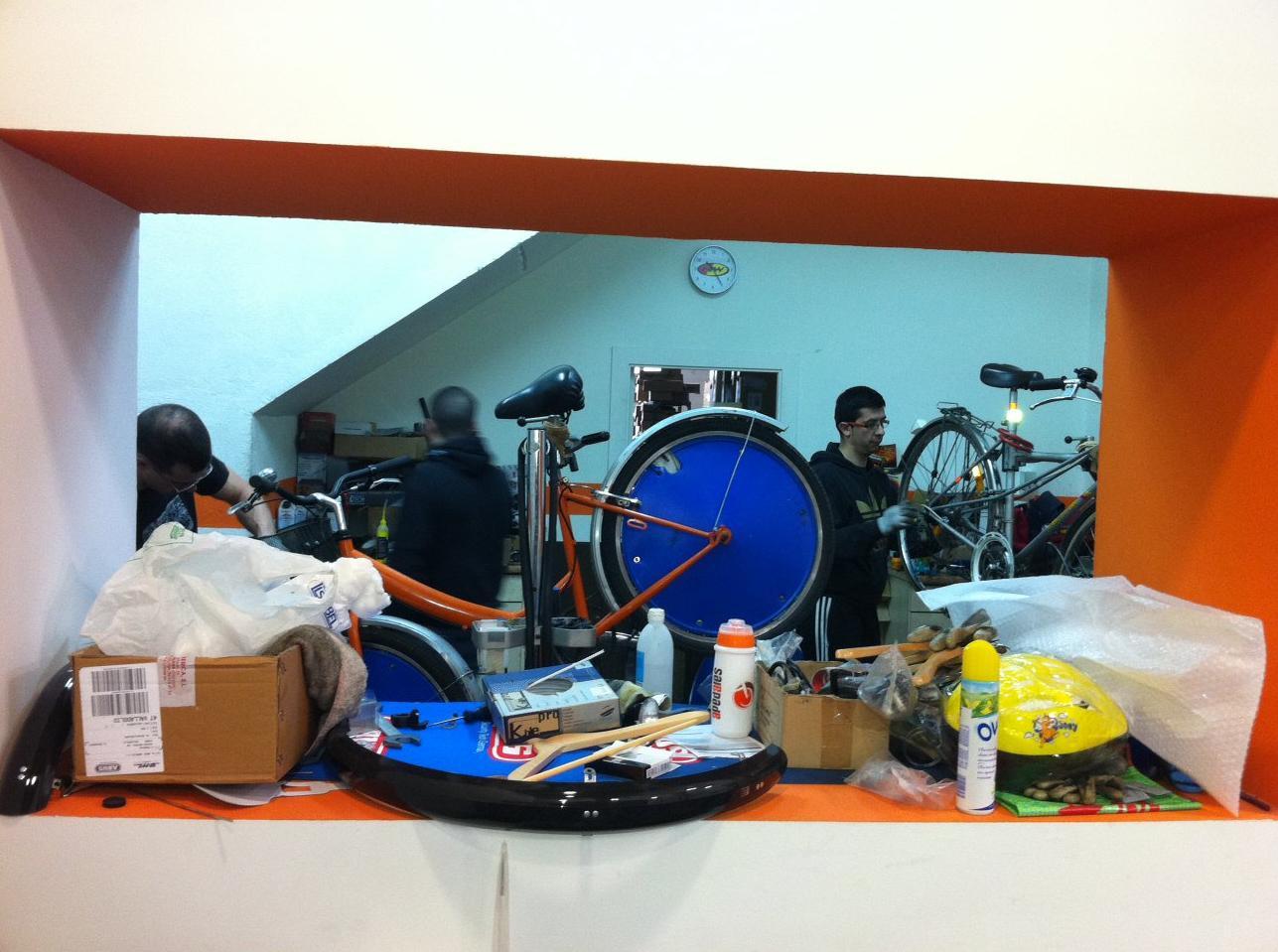 Foto 32 de Bicicletas en Valladolid | Apedales