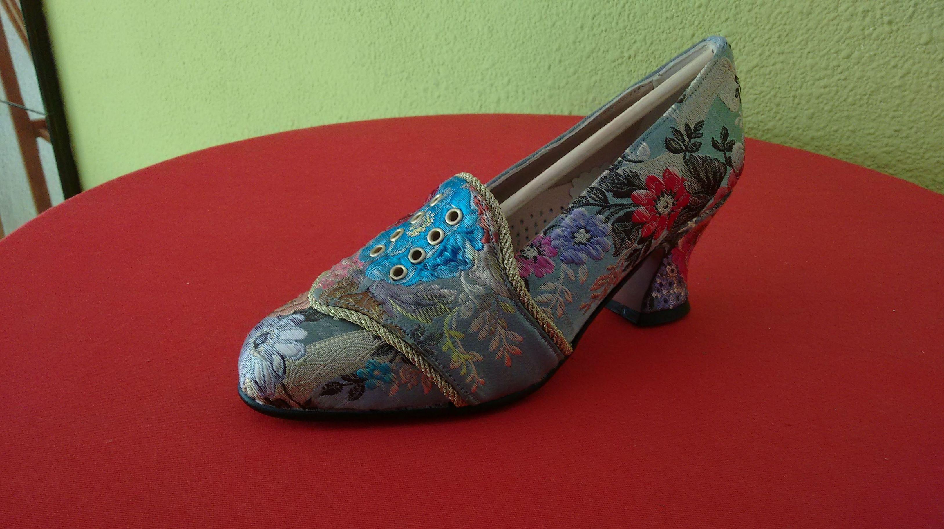 Zapatos regionales