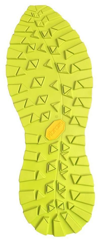 Suela vibram para zapatilla de deporte con colores de moda