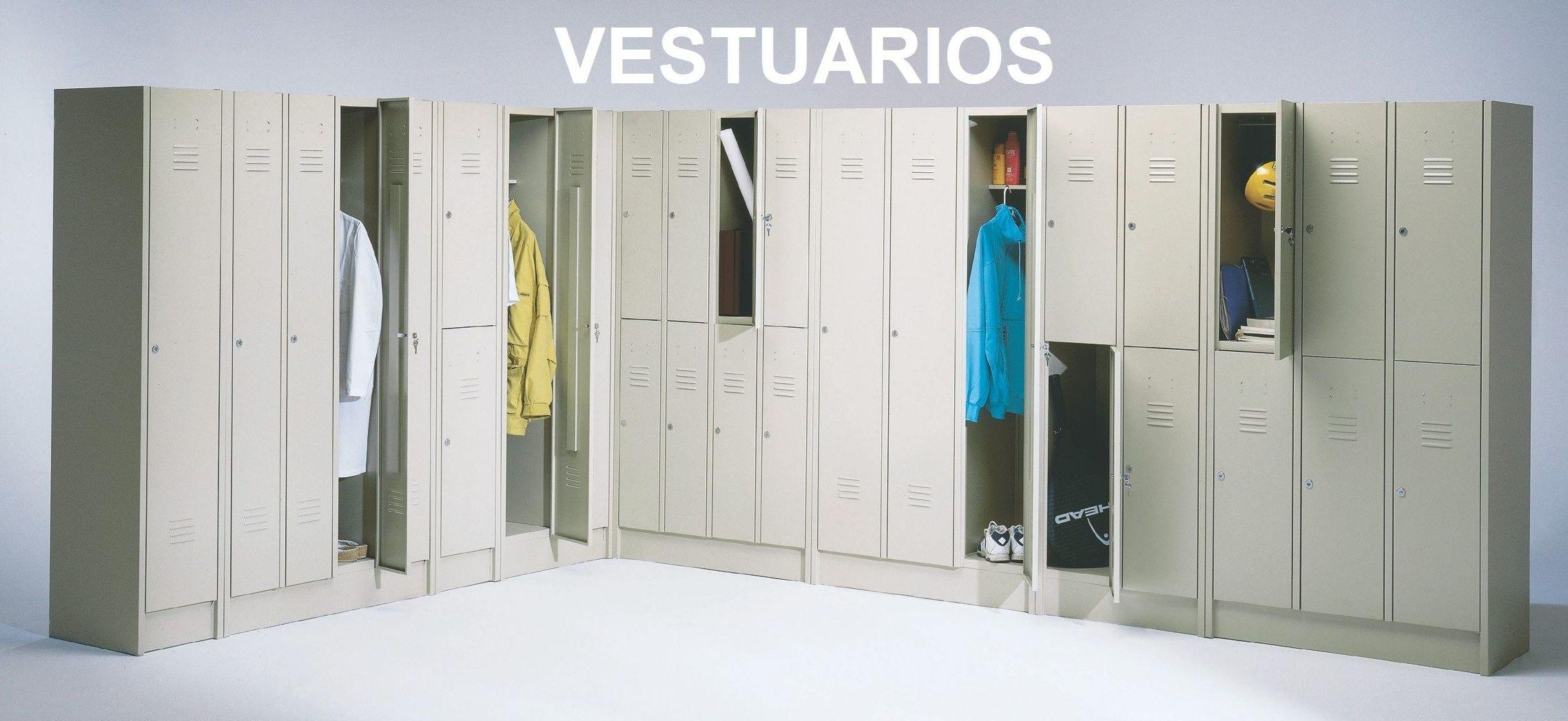 Gimnasios y vestuarios: Nuestros productos de Decoraciones Integrales Jerez S.L