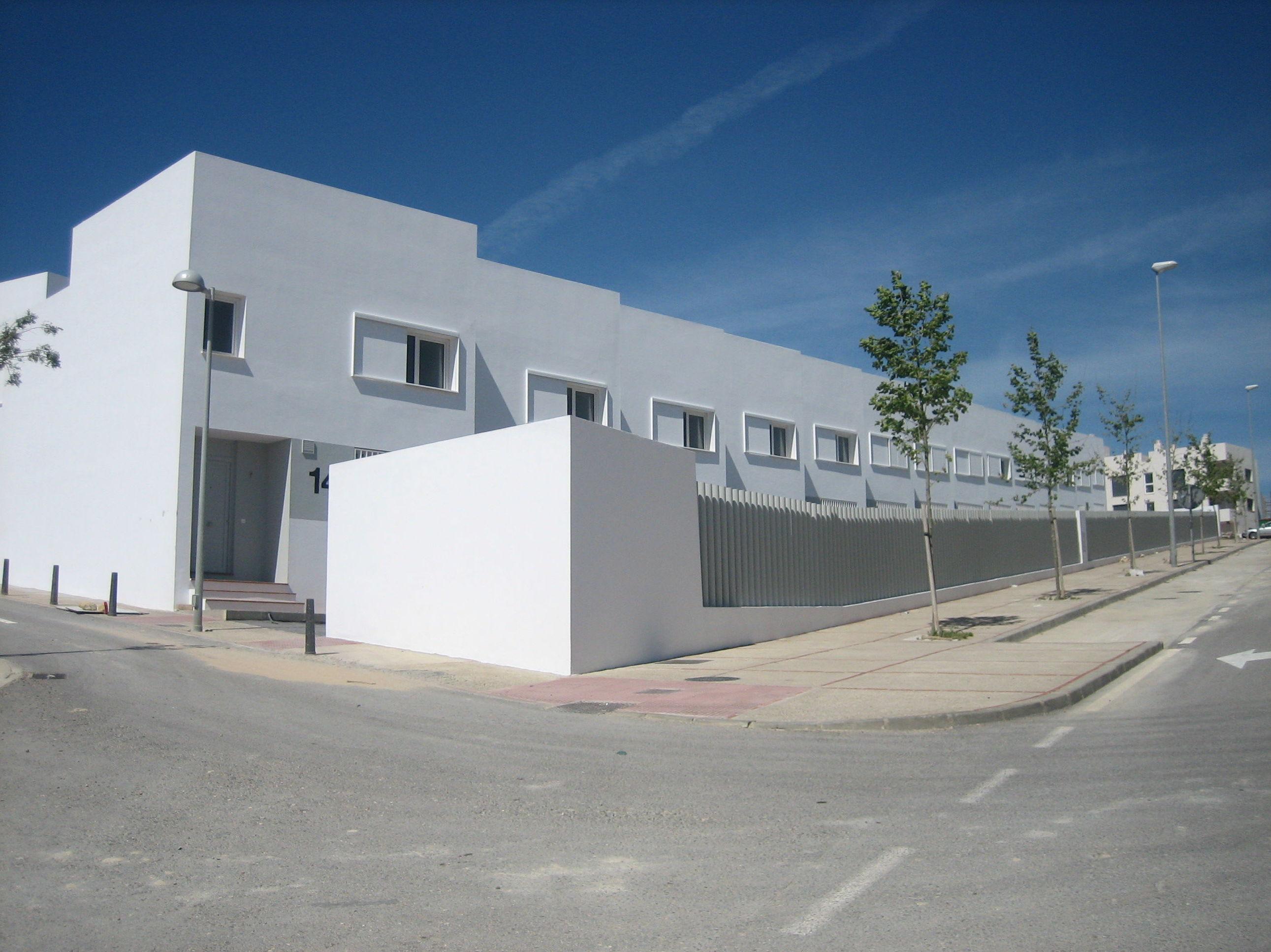 Viviendas unifamiiliares pocito blanco proyectos de - Proyectos de viviendas unifamiliares ...