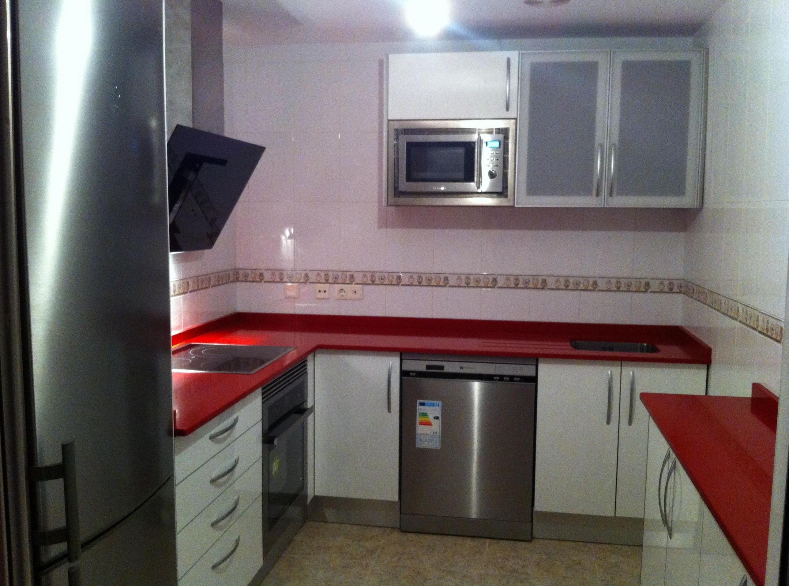 Carpinteros a domicilio en murcia trabajos realizados de for Planificador de cocinas 3d gratis