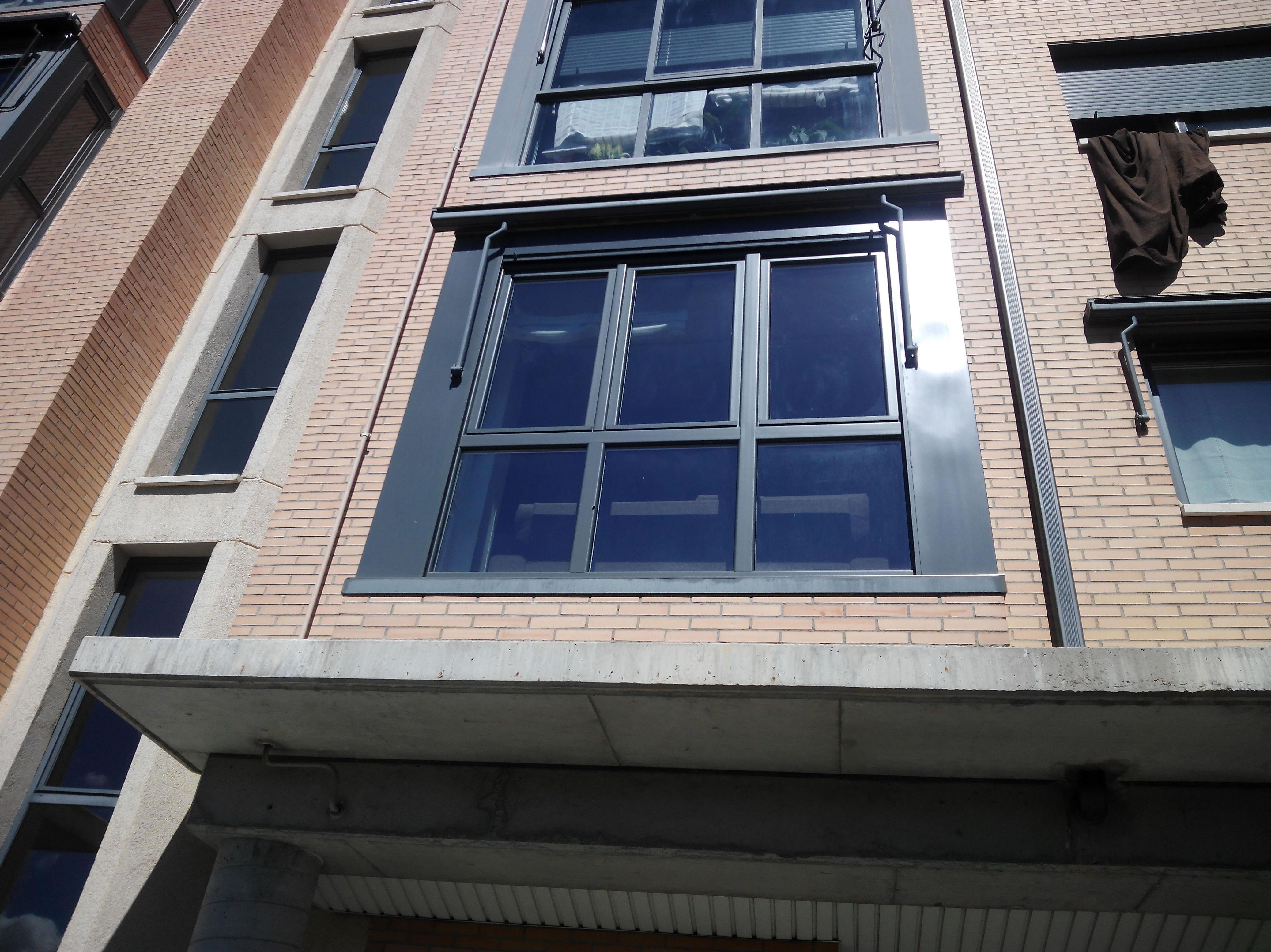 Foto 3 de Carpintería de aluminio, metálica y PVC en Madrid | Alusan López