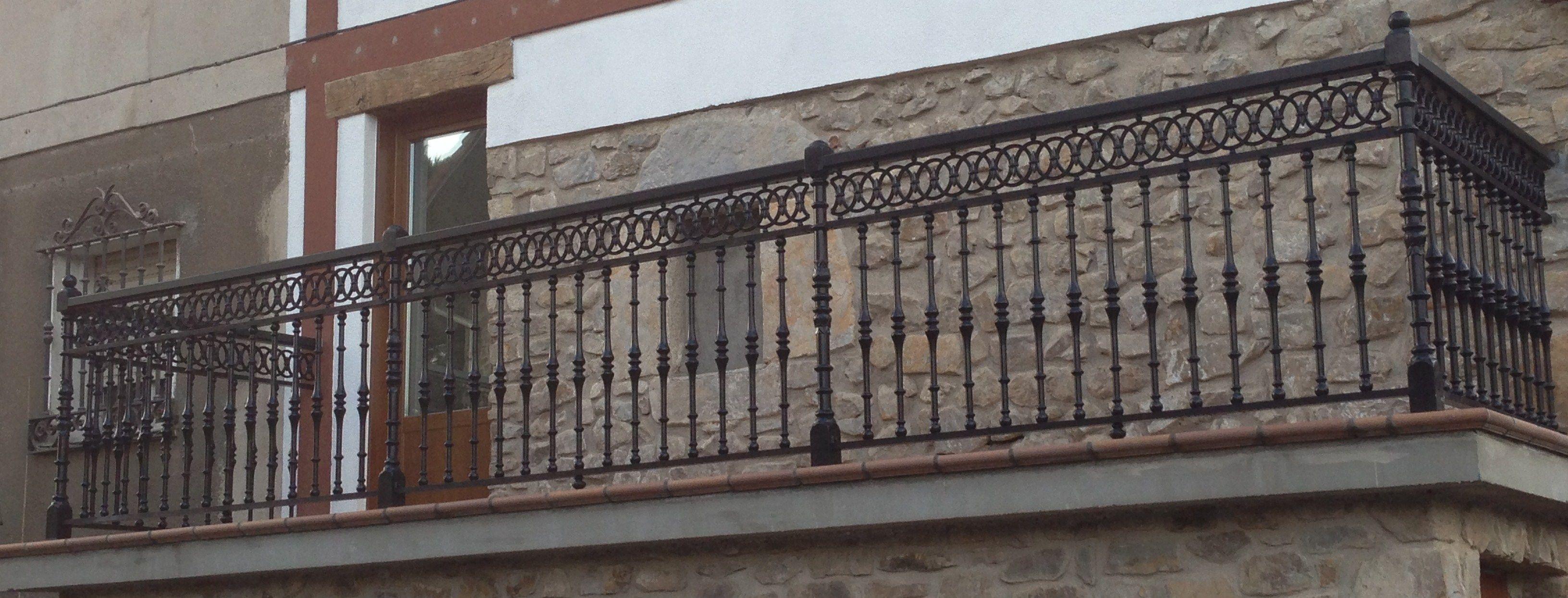 Ventanas aluminio - Balcones de forja antiguos ...