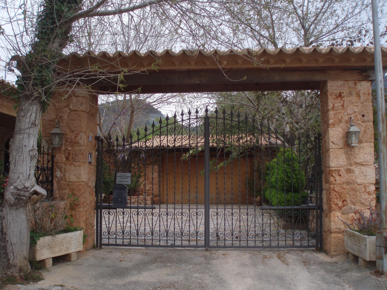 Piedra natural para fachadas en mallorca tot pedra - Piedra rustica para fachadas ...