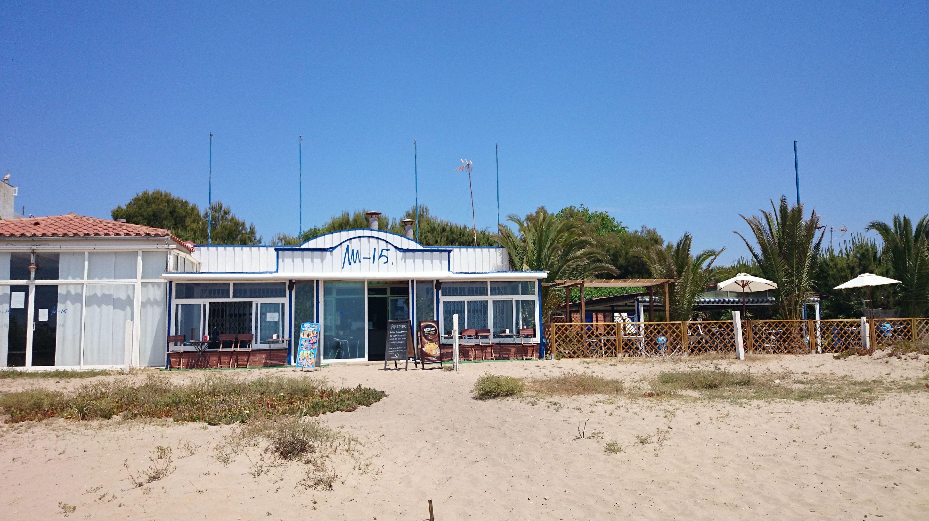 Restaurantes playa tarragona