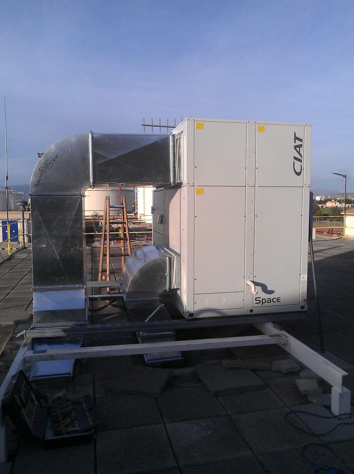 Instalación aire acondicionado en Zaragoza