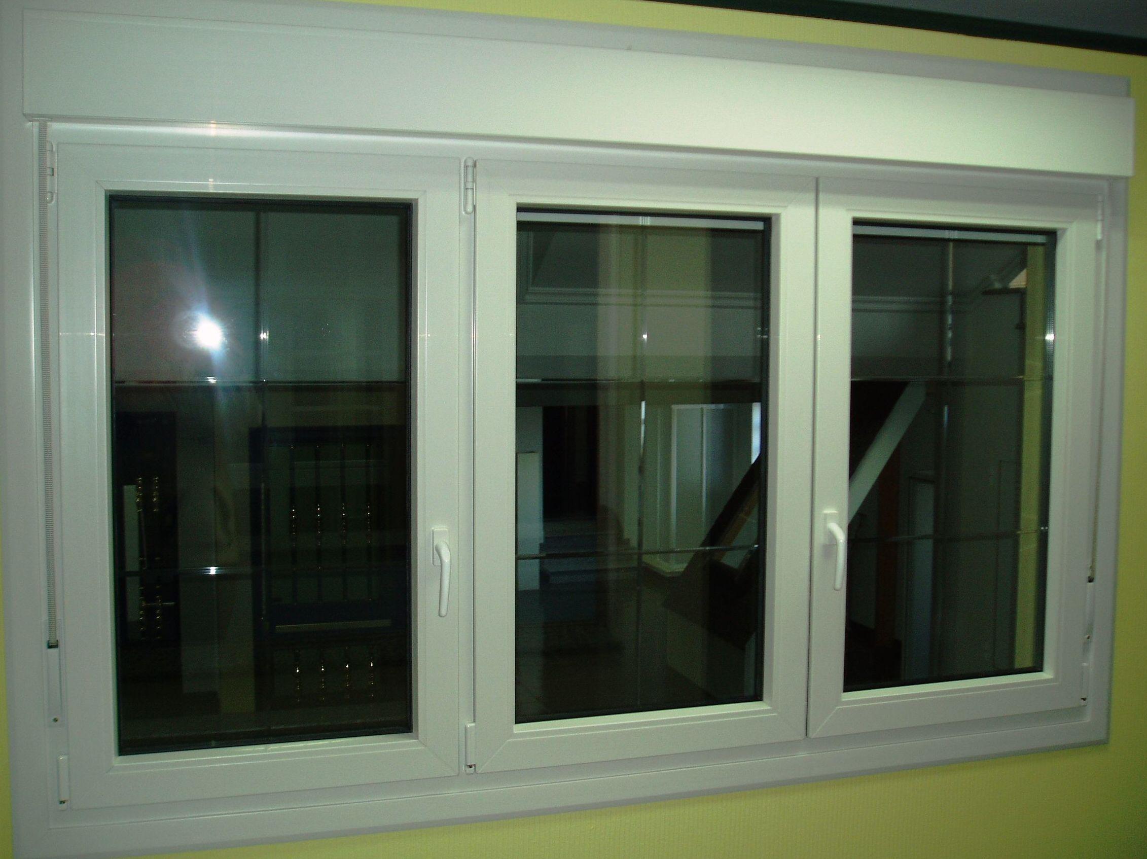 Foto 3 de instalaci n y reparaci n de persianas y ventanas for Ventanas con persianas incorporadas