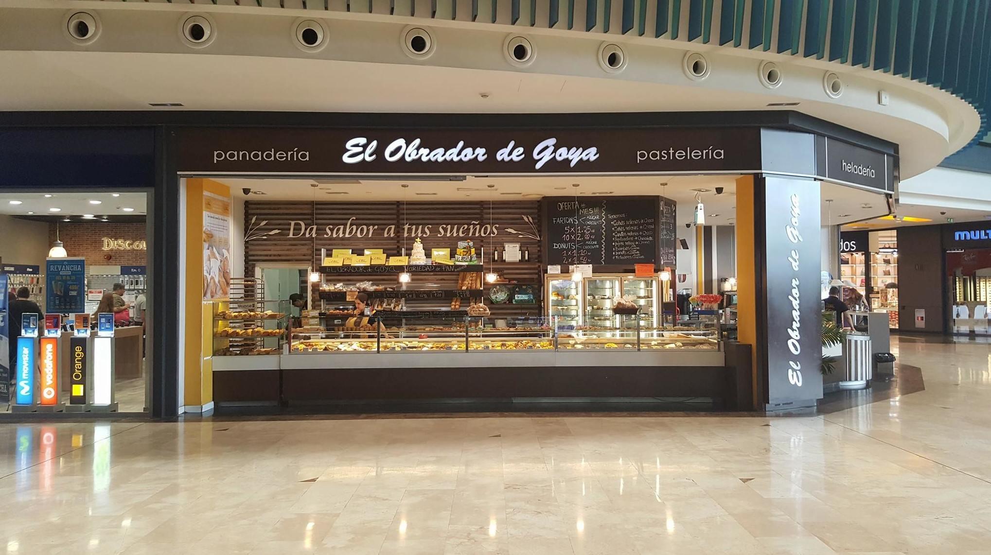 Tienda de El Obrador de Goya