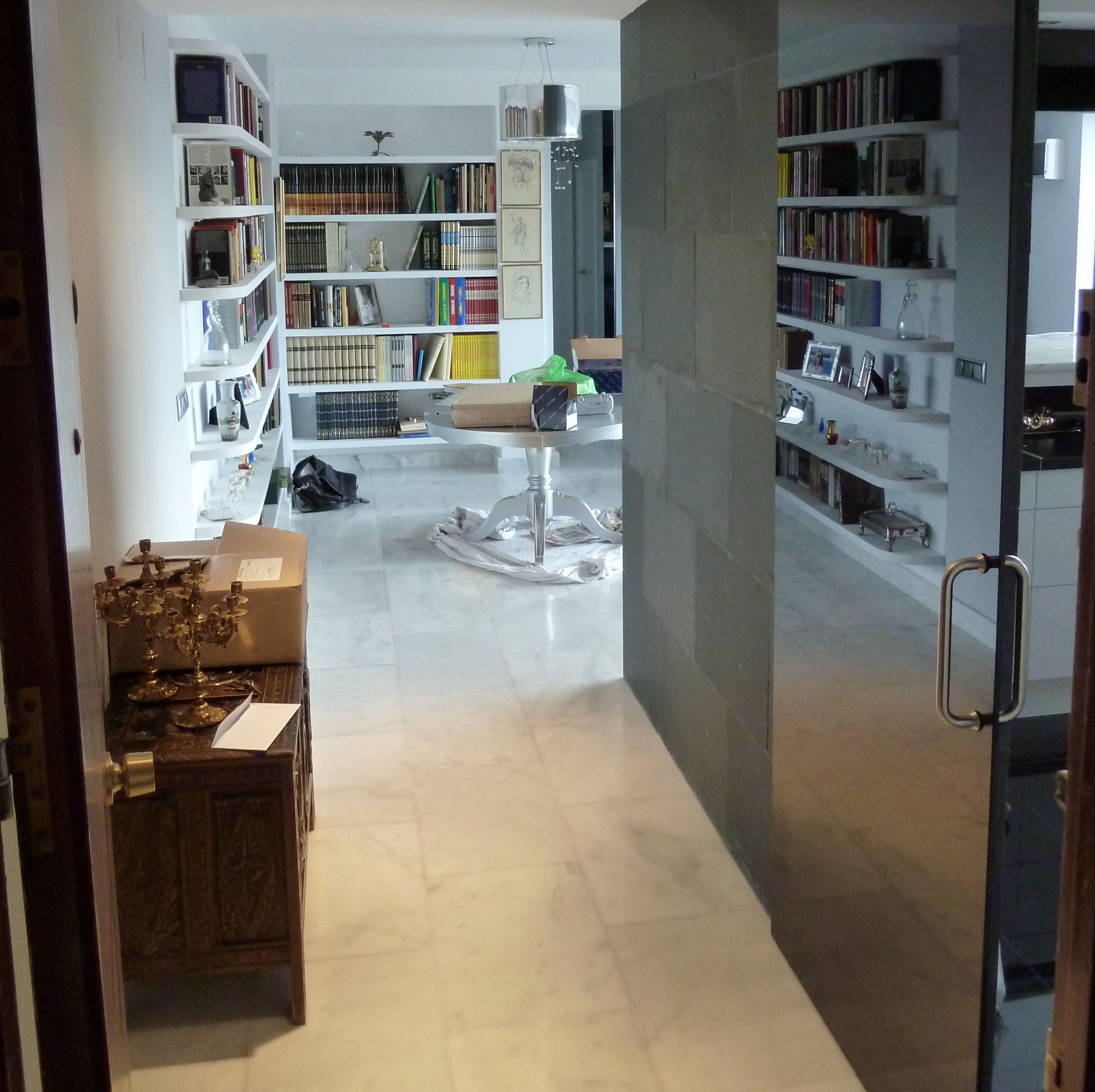 Especial reforma cocinas sin obra cristaleria en madrid - Reforma cocina sin obra ...